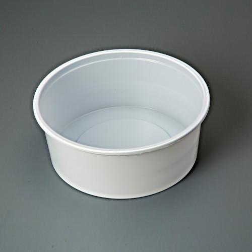 Tub 500 gram Wide White