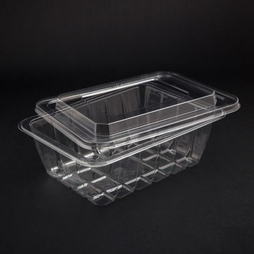 Lid Dome Utility Tray CLR