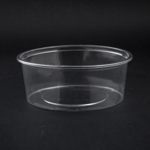 Tub 500 gram Wide CLR