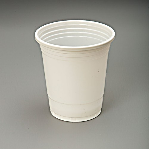 Juice Cup12 oz White