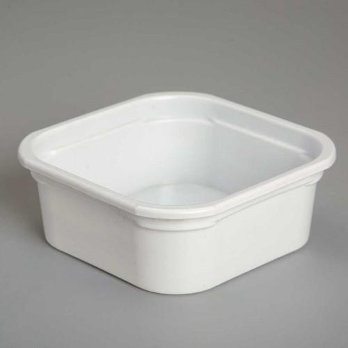 Tub Square white