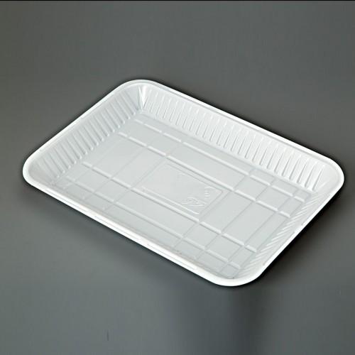 Plate Rec. # 3 White