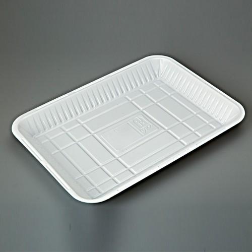 Plate Rec. # 4 White