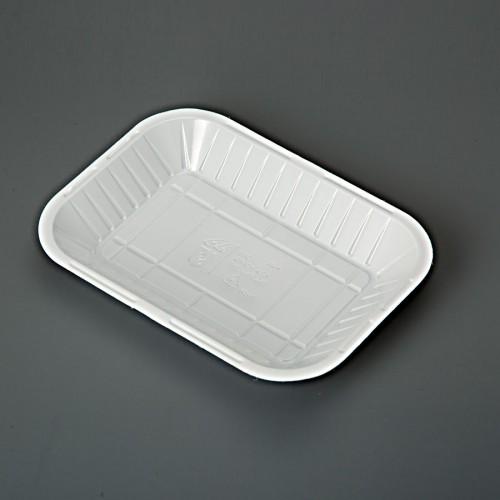 Plate Rec. # 1 White