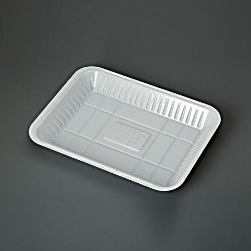 Plate Rec. # 2 White